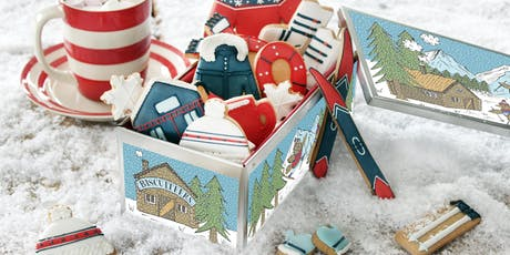 (SOLD OUT) Biscuiteers School of Icing - Apres Ski - Notting Hill tickets