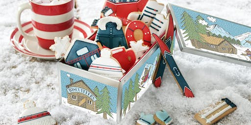 (SOLD OUT) Biscuiteers School of Icing - Apres Ski - Notting Hill
