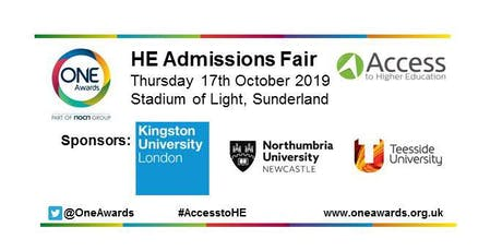 Higher Education Admissions Fair for Access to HE students tickets