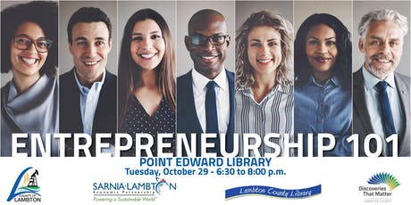 Entrepreneurship 101 tickets