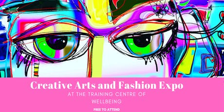 Annual Creative Arts and Fashion Expo tickets
