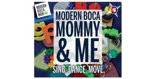 FALL 2019 TODDLERS Modern Boca Mommy & Me Session 2