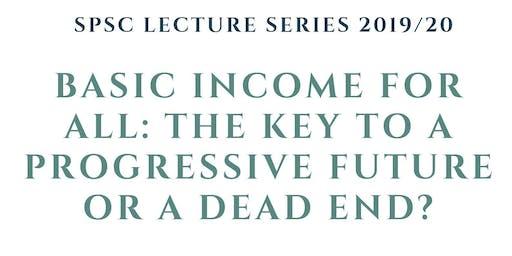SPSC Lecture series - Stewart Lansley