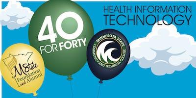 40 for 40 Health Information Technology Celebration