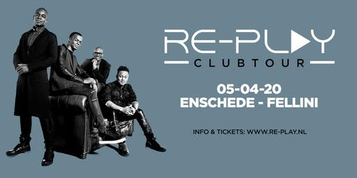 Re-Play Clubtour Enschede