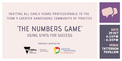 Greater Dandenong Term 4 Community of Practice