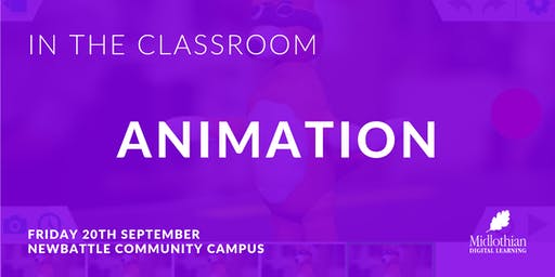 In the Classroom: Animation