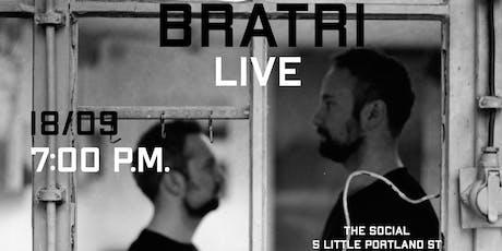 MSF pres. Bratri (Czech Republic), Ben Osborne, Heavenly Jukebox, tickets