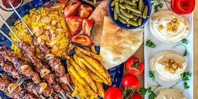 Syrian Dinner Event