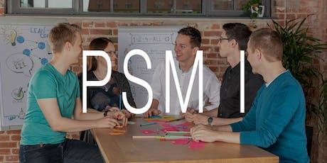Professional Scrum Master I (PSM I) - Schulung & Zertifizierung Tickets
