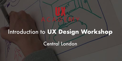 UX Academy - Introduction to UX Design Workshop