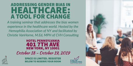 Addressing Gender Bias in Healthcare: A Tool for Change tickets