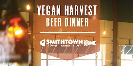 Vegan Harvest Beer Dinner