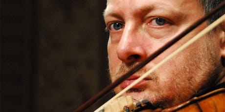 Fabio Biondi (violín) | Círculo de Cámara entradas