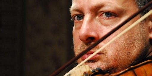 Fabio Biondi (violín) | Círculo de Cámara