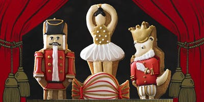 Biscuiteers School of Icing - Nutcracker - Northcote Road