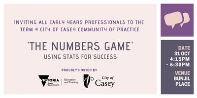 City of Casey Term 4 Community of Practice