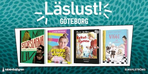 Läslust Göteborg c/o Bokmässan