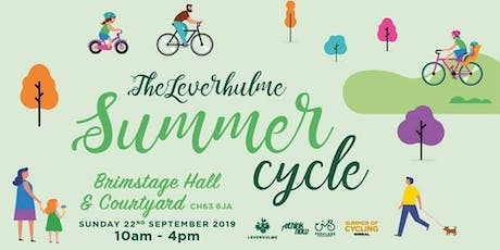 Leverhulme Summer Cycle tickets