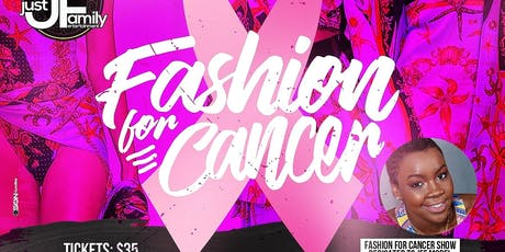 Fashion for Cancer tickets