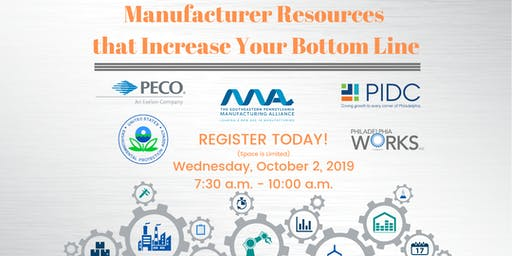 Manufacturer Resources that Increase Your Bottom Line