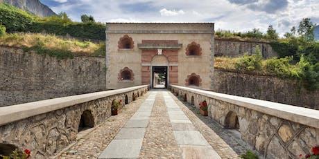 Walkabout al Forte di Vinadio biglietti