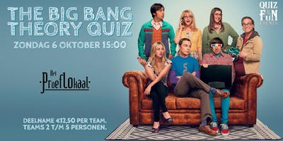 De Big Bang Theory Quiz | Waalwijk