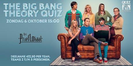 De Big Bang Theory Quiz | Waalwijk tickets