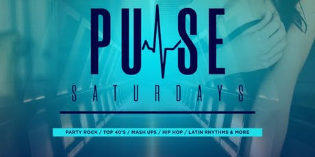 PULSE SATURDAYS THE OFFICIAL LAUNCH PARTY | INSIDE COSMO BAR & LOUNGE | FREE B4 11PM W/ RSVP tickets