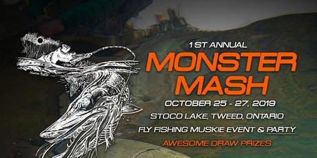 Monster Mash - Banquet tickets