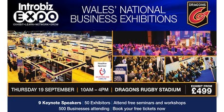 Introbiz Business Exhibition at The Dragons tickets