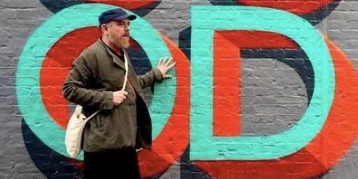 October 16th Brighton Street Art Tour w/ REQ