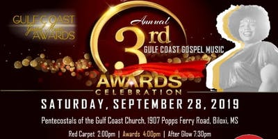 3rd Annual Gulf Coast Gospel Music Awards