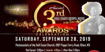 3rd Annual Gulf Coast Gospel Music Awards