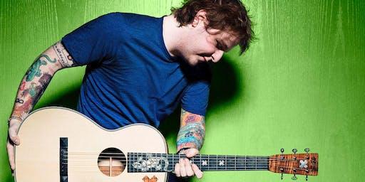 Ed Sheeran Tribute Night
