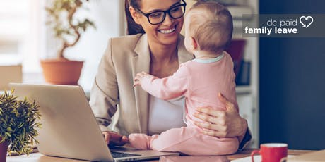 DC Paid Family Leave Information Session at Carr Workplaces (Dupont) tickets