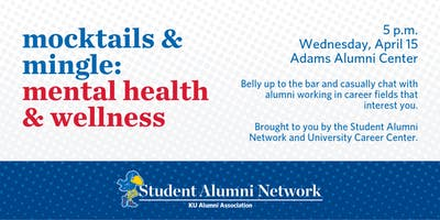 Mocktails & Mingle: Mental Health & Wellness