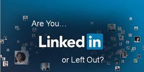 LinkedIn or Left Out (EFA Final Years Only) tickets