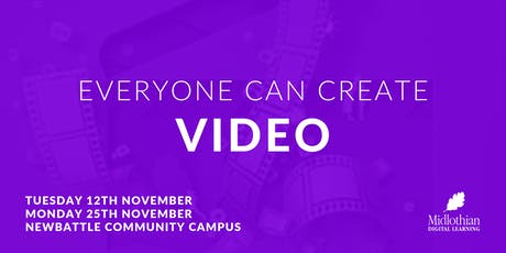 Everyone Can Create: Video tickets
