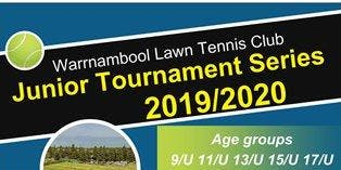 Warrnambool Lawn Tennis Club Junior Tournament Series
