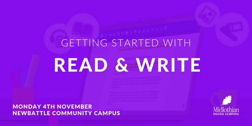 Getting Started with Read&Write