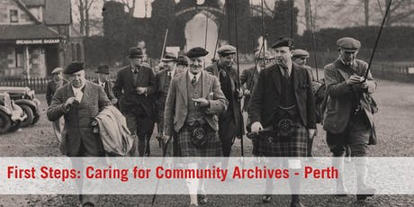 First Steps: Caring for Community Archives - Perth tickets