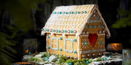Biscuiteers School of Icing - Gingerbread House - Northcote Road  tickets