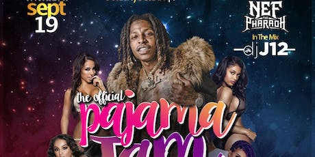 Nef The Pharaoh Live 18+ Brought To You By SeannySeann tickets