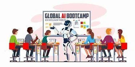 2019 Reston Global AI Bootcamp tickets