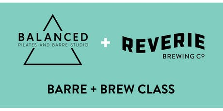 Barre and Brew tickets