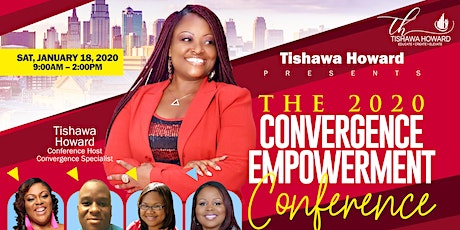 The 2020 Convergence Empowerment Conference tickets