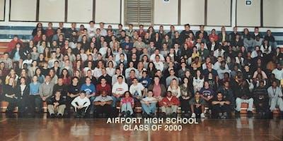 Airport High School c/o 2000 20 Year Reunion