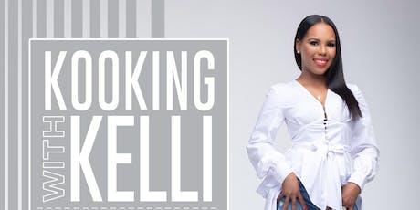 Kooking With Kelli (Atlanta, Ga) Book Signing  tickets