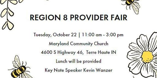 Region 8 Provider Fair and Conference
